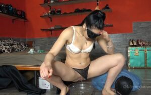 APPETIZING OBEDIENCE TEST with Mistress Gaia Scat Slave