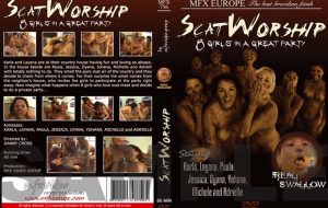 MFX-756 Scat Worship Iohana Alvez brazil scat