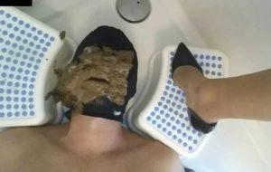 Lady Milena Scat Femdom 1 Human Toilet