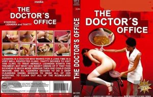 MFX-1243 The Doctor's Office brazil scat Ebony Enema