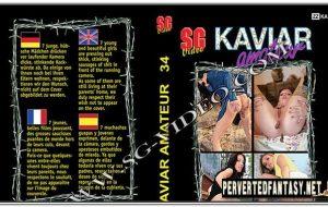 Kaviar Amateur #34 (SG Video)