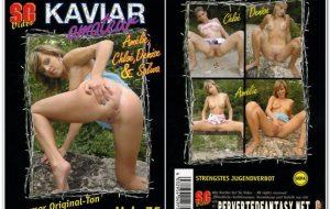 Kaviar Amateur #75 (SG Video)