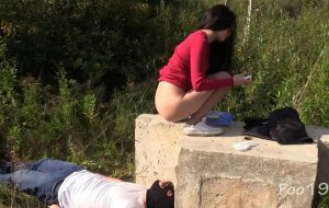 New Toilet Slave Mark Spat On Mistress with MilanaSmelly [FullHD / 2020]